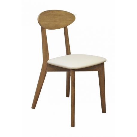 Krzesło dębowe GRENA