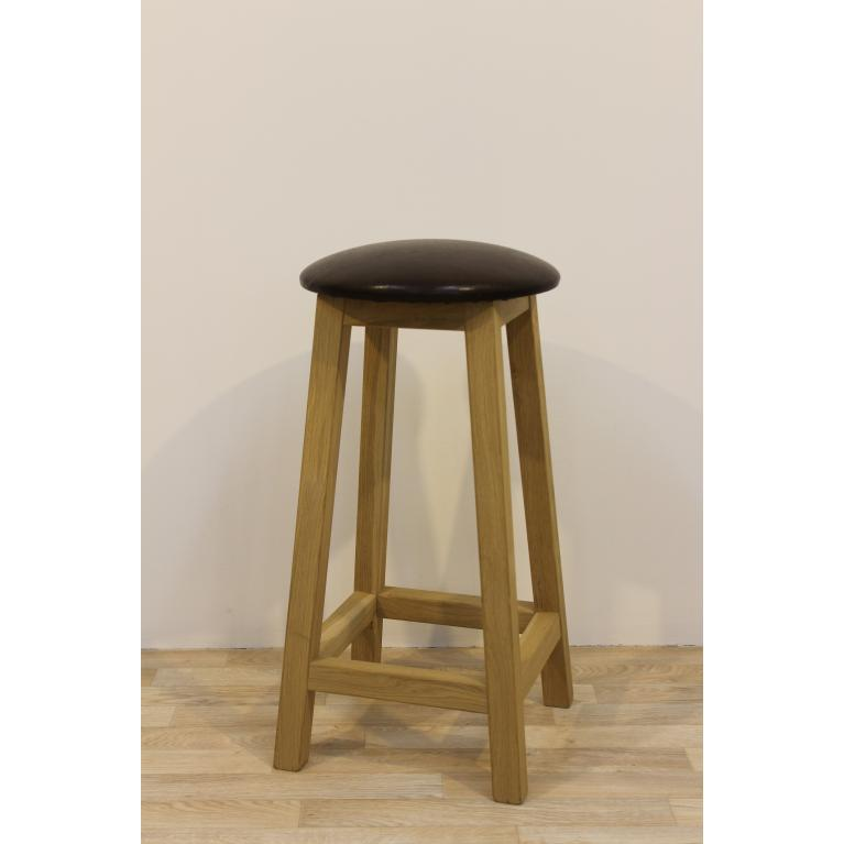 Krzesło dębowe (taboret) ZUZA