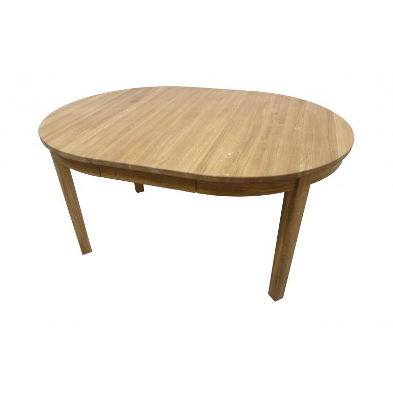 Stół dębowy MANGO, olejowany