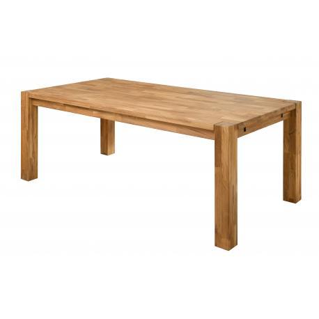 """Stół dębowy """"MONTANA"""" dąb olejowany"""