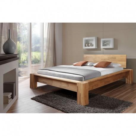 """łóżko dębowe """"STOCKHOLM"""""""