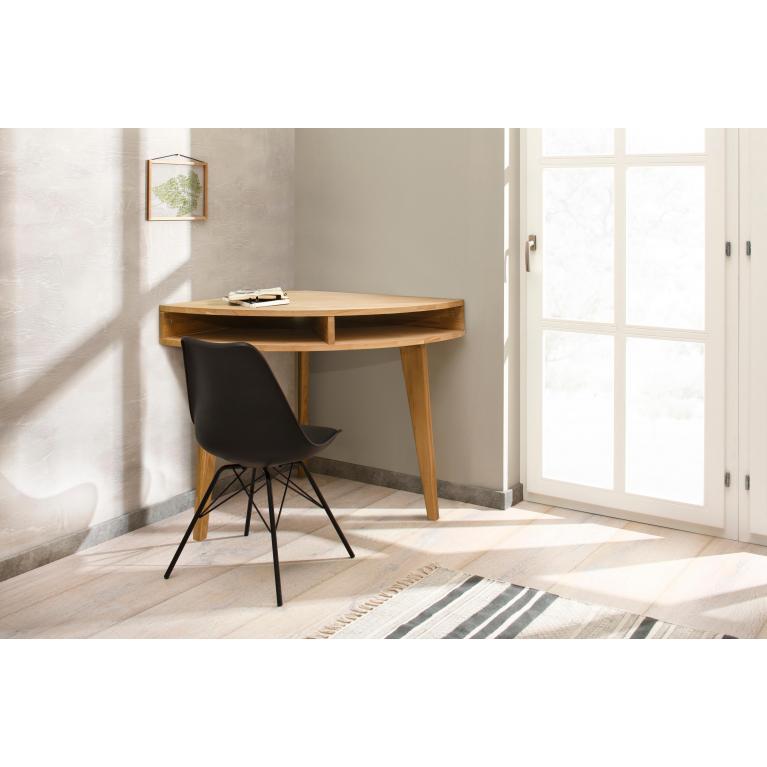 """Stół/biurko/toaletka dębowa i narożna """"SCANDI"""", dąb olejowany"""