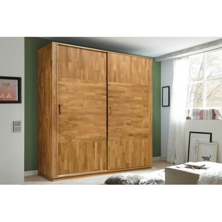 Szafa 2 drzwiowa SCANDI, drzwi przesuwne