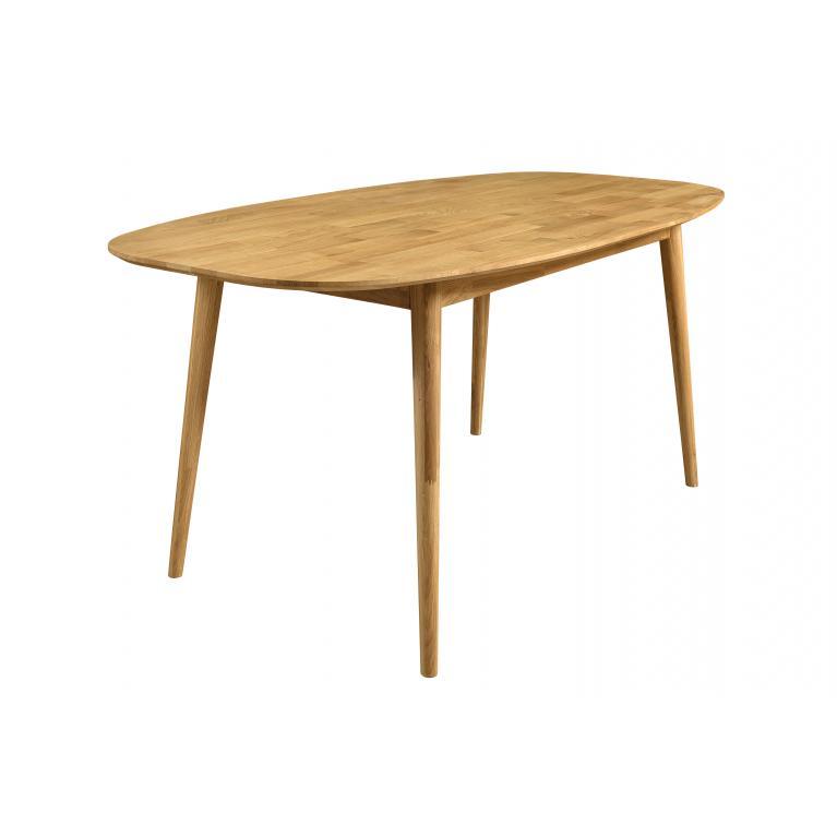 """Stół dębowy """"SCANDI 2.1"""", dąb olejowany"""