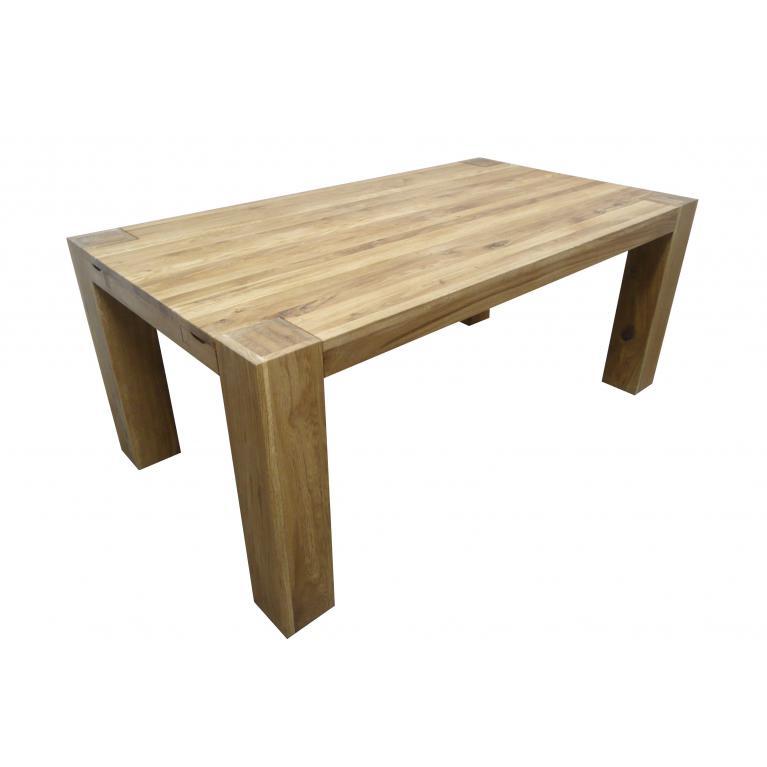 Stół dębowy NICEA, olejowany