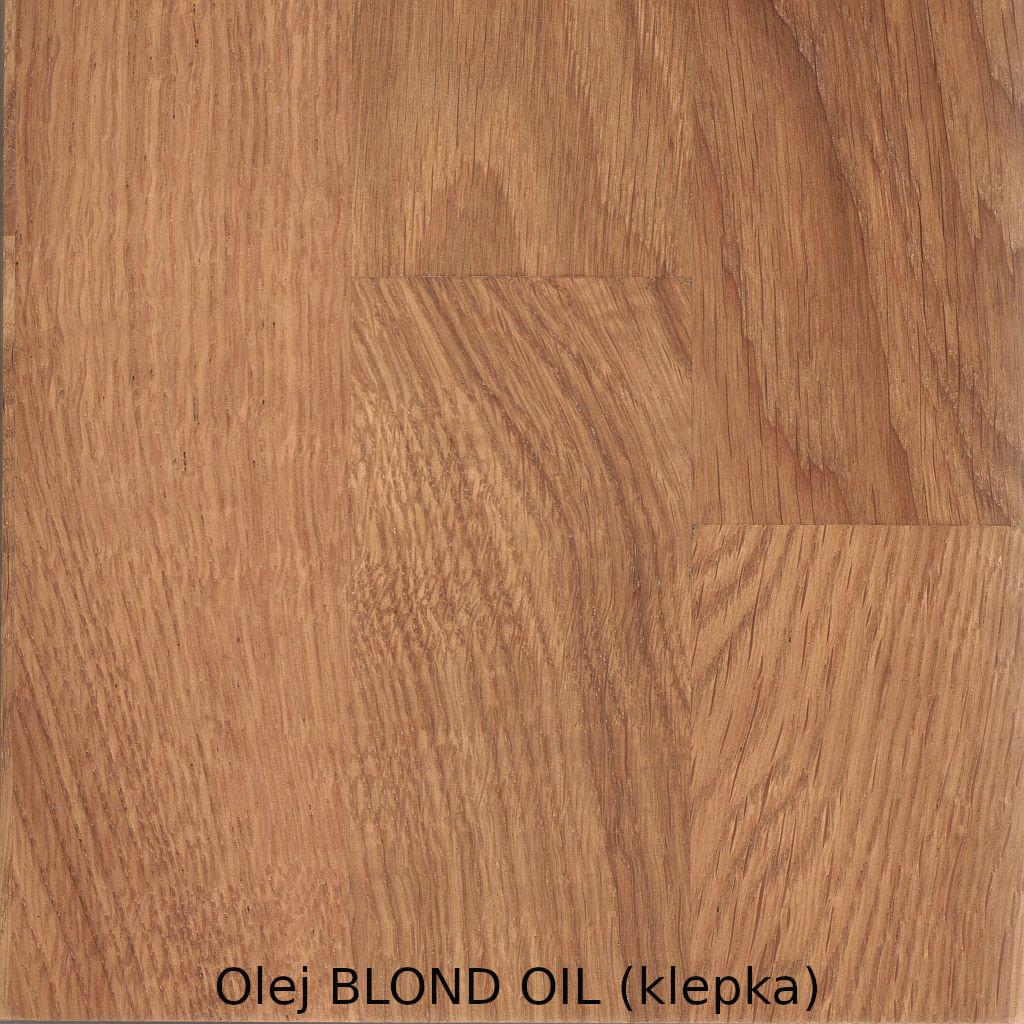 Olej BLOND OIL (klepka)