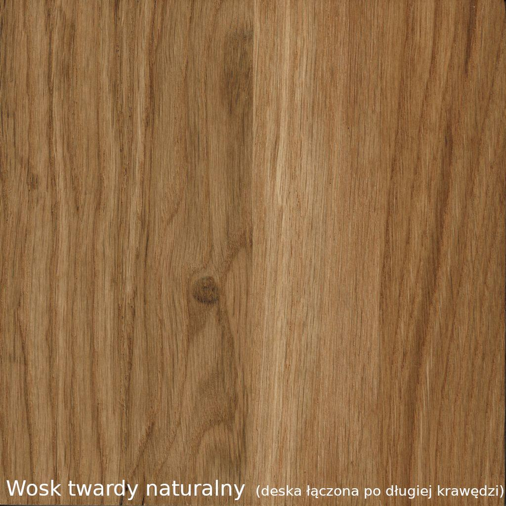 Wosk twardy naturalny (deska)