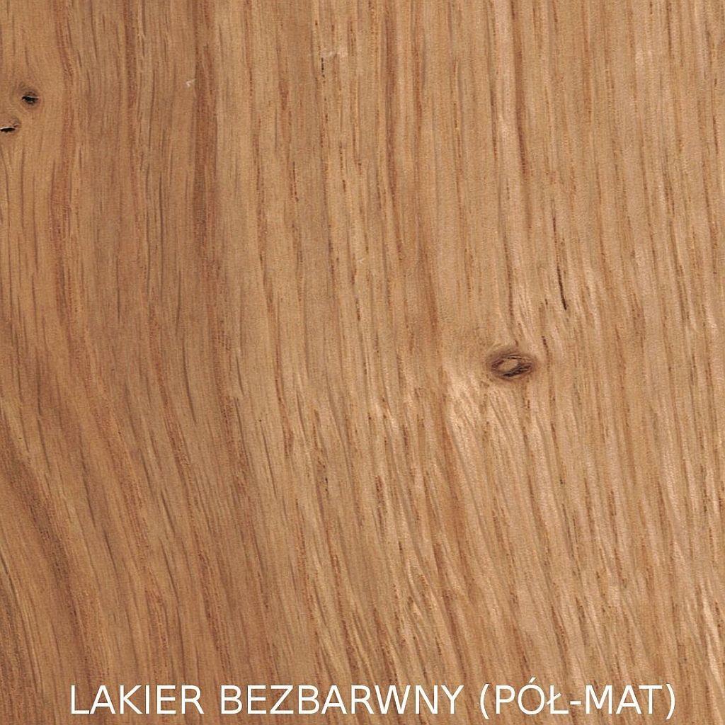 Lakier pół-mat (deska łączona)