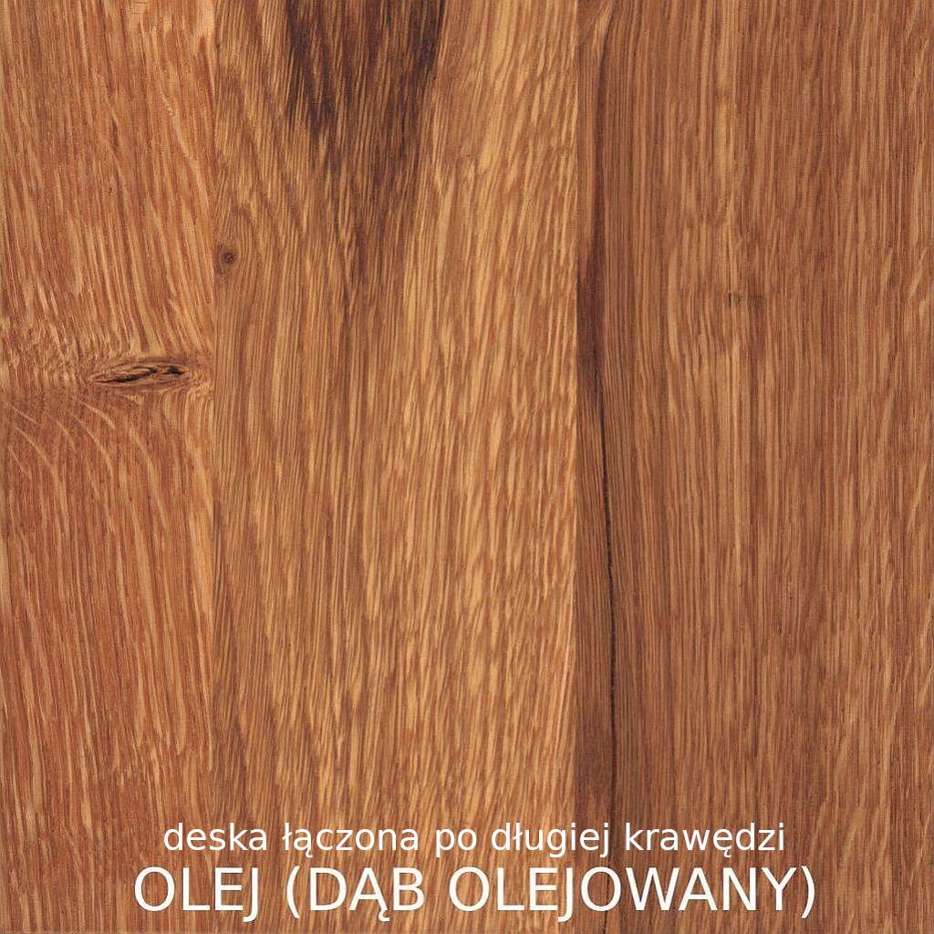 Dąb olejowany (deska łączona)