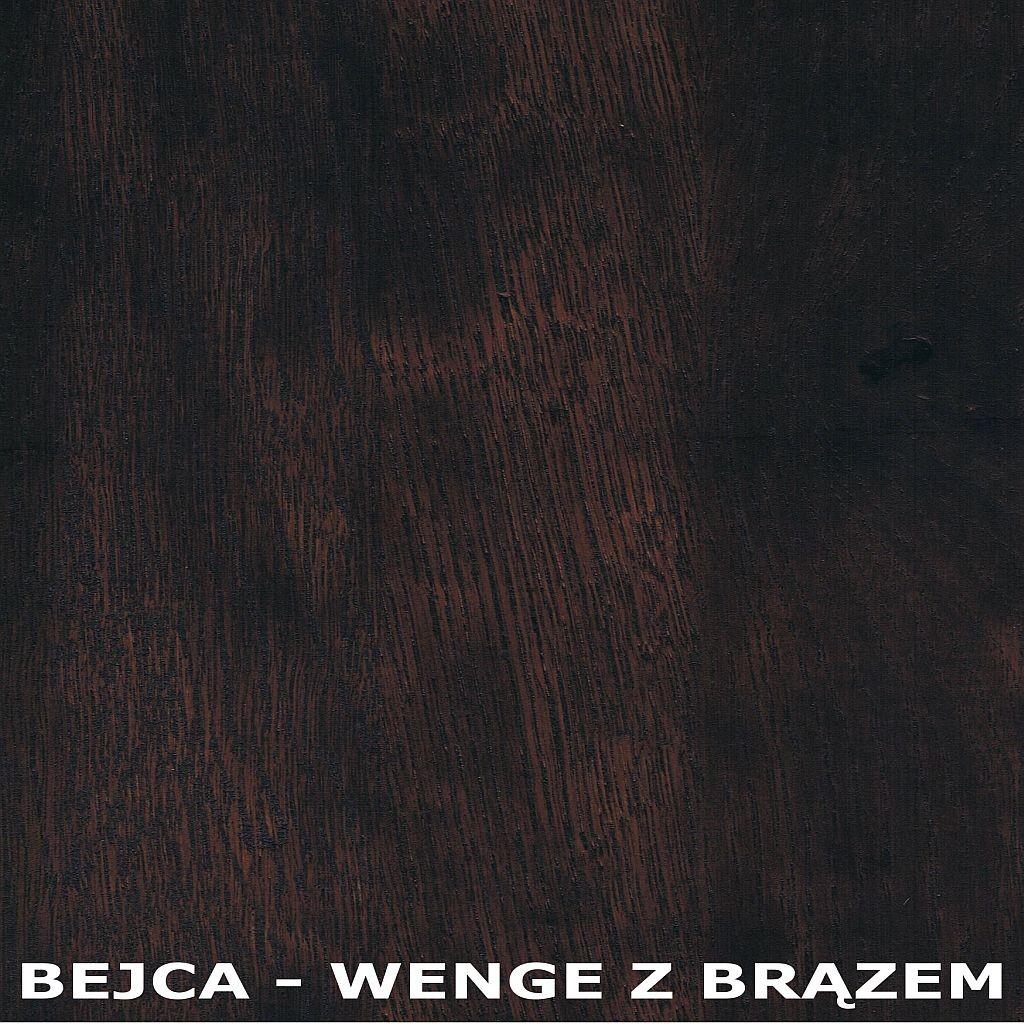 bejca WENGE z BRĄZEM
